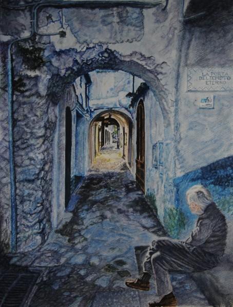 La Porta Del Tempo Eterno,