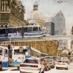 Last Monorail of Sydney