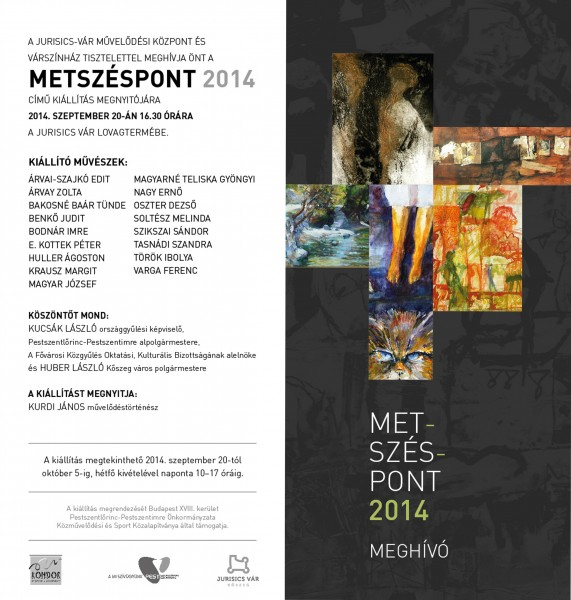 Metszéspont 2014 - Intersection 2014