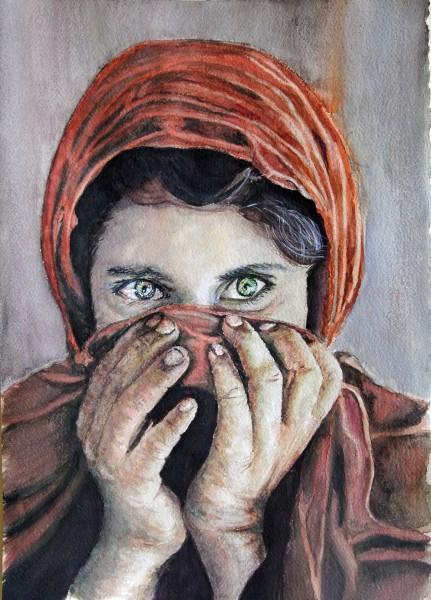 Szégyenlős szemek