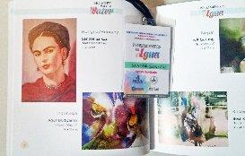Watercolor Exhibition at CHIHUAHUA, MEXICO 2017