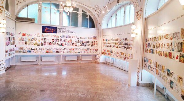 Első Nemzetközi Mail  Art  Exhibition 2018
